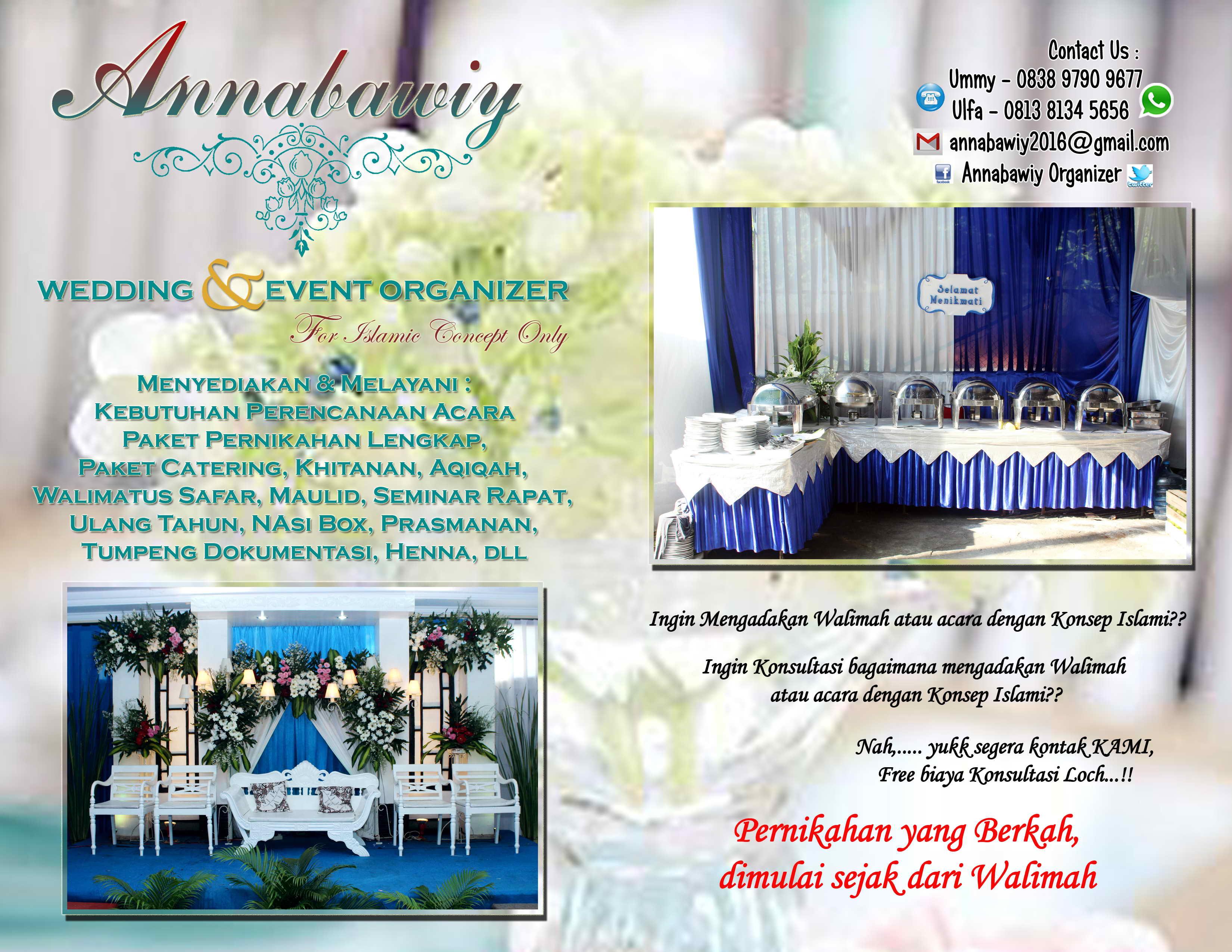 Contoh Flyer Event Organizer Materi Pelajaran 6